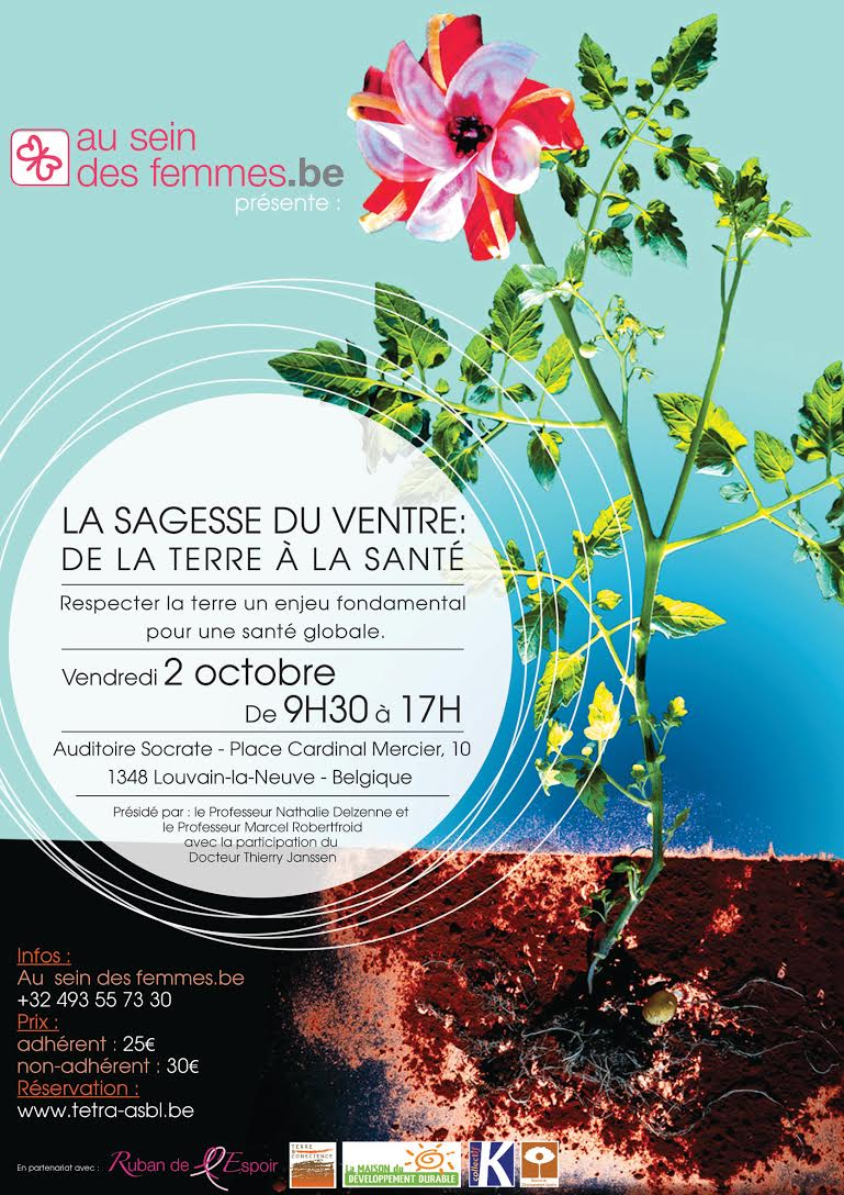 Colloque sagesse du ventre